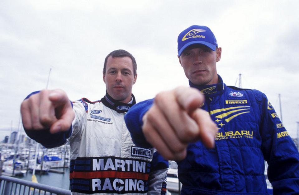WRC 2001. Лучший сезон в истории ралли?