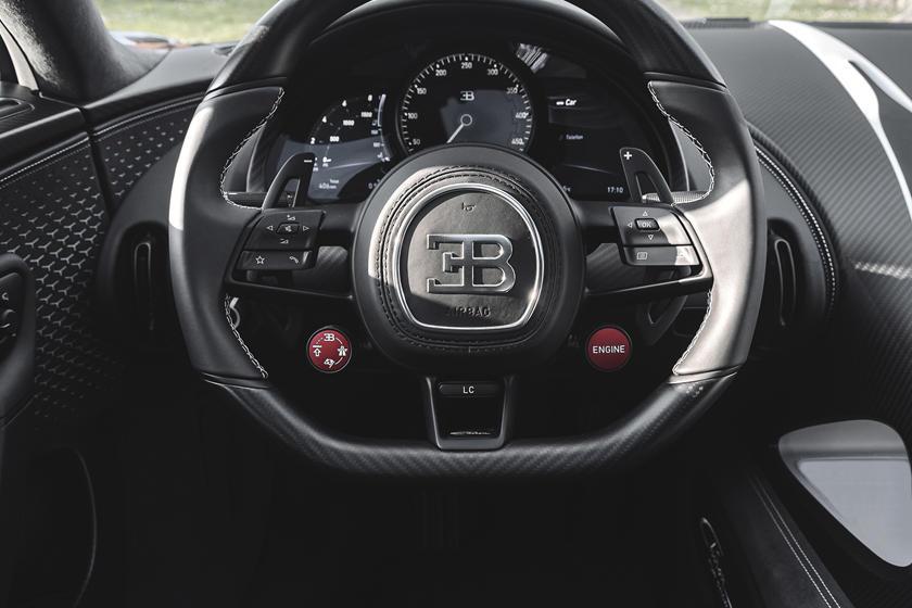 цена Bugatti Chiron Pur Sport