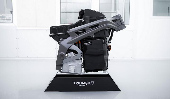 Triumph мотор