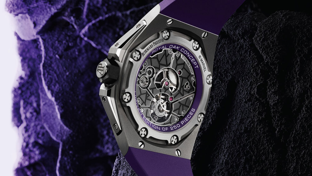 Audemars Piguet Royal Oak Concept «Black Panther»