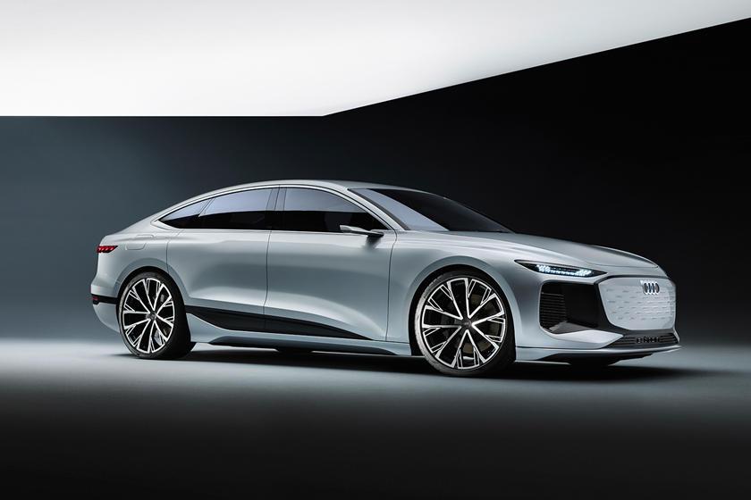 характеристики Audi A6 e-tron