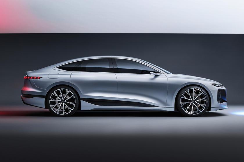 электроавтомобиль Audi A6 e-tron