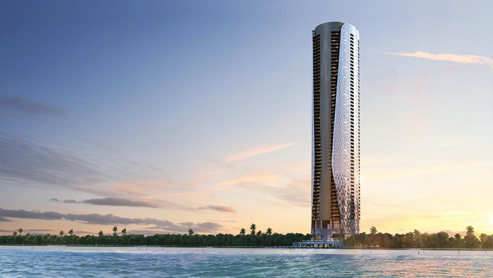 Bentley построит небоскреб