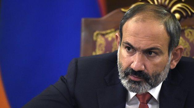 Премьер Армении Пашинян