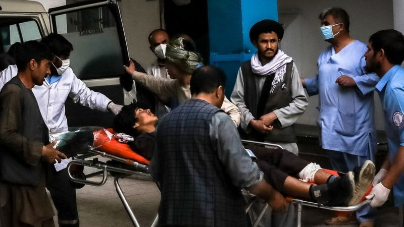 Кабуле возле школы прогремели взрывы