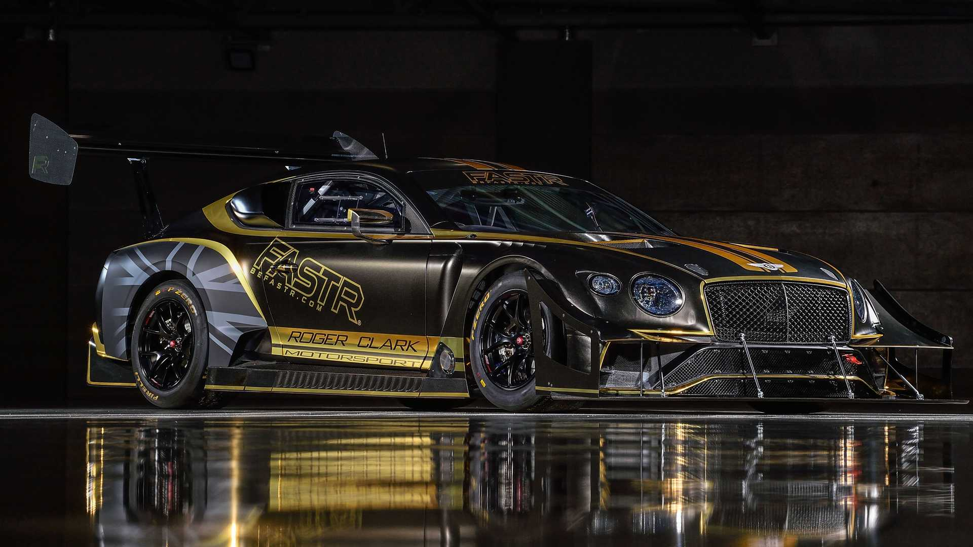 Bentley и рекорды Пайкс-Пик