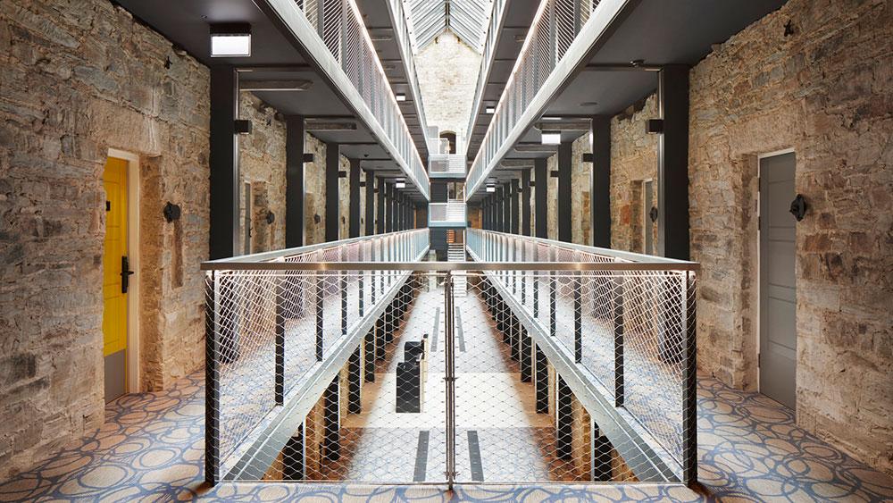 тюрьма Bodmin Jail