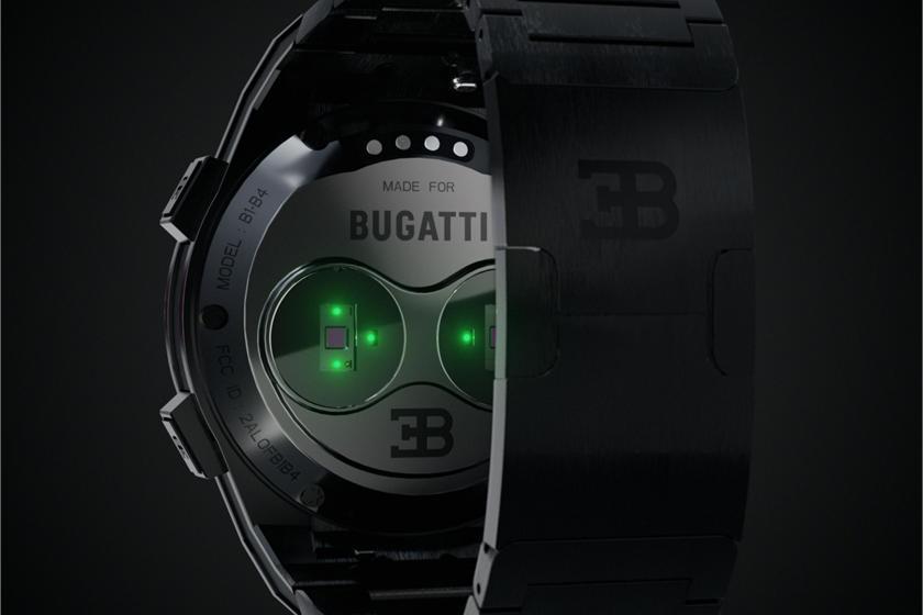 Умные часы Bugatti