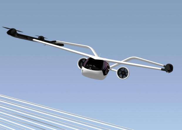 Volocopter представила аэротакси