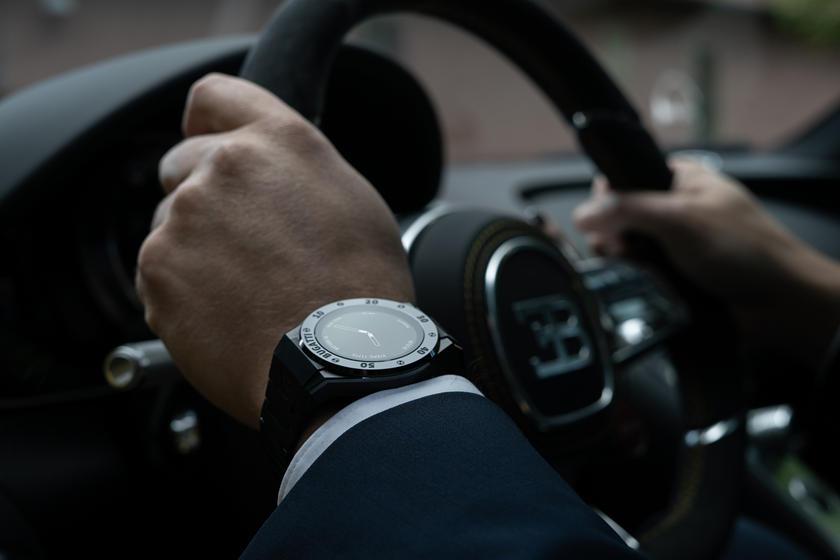 Умные часы Bugatti цена