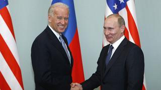 В Женеве встретились Путин и Байден