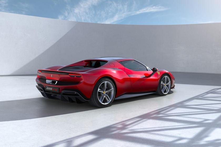 характеристики Ferrari 296 GTB