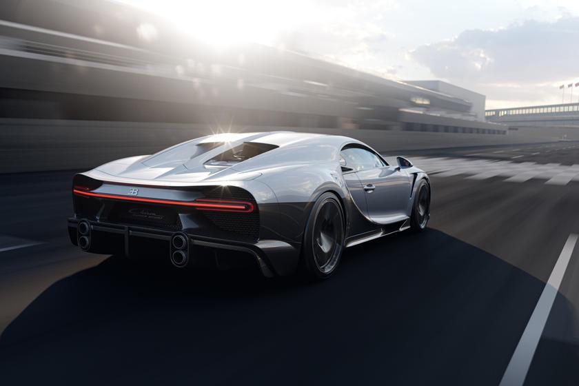характеристики Bugatti Chiron Super Sport