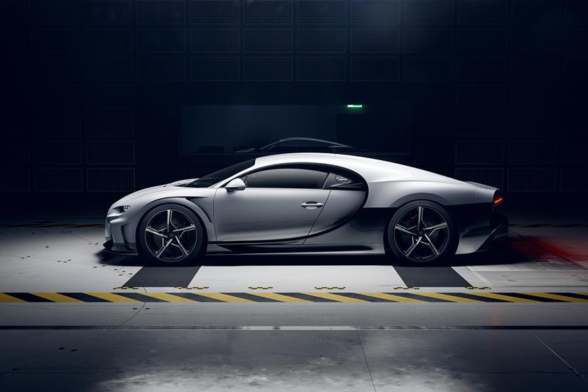 фото Bugatti Chiron Super Sport