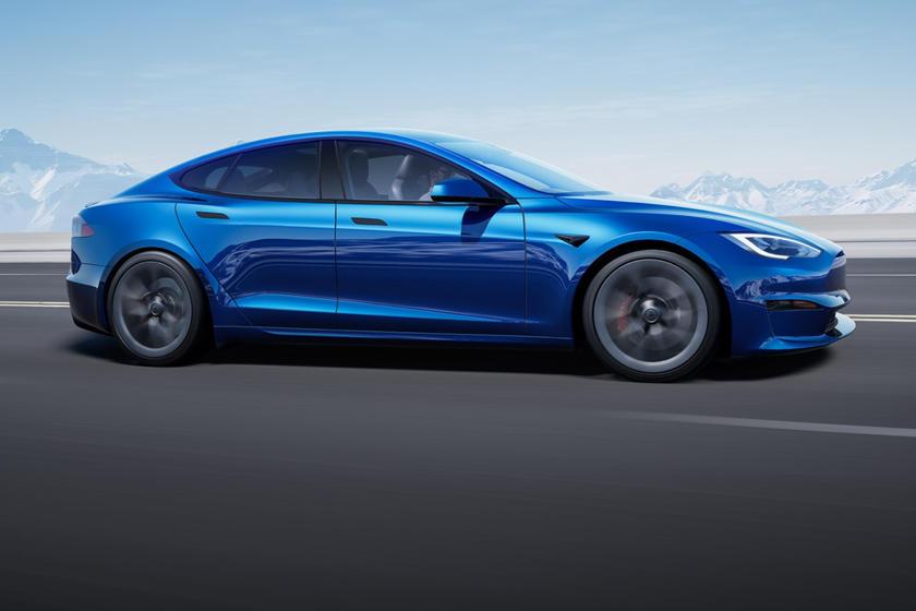 характеристики Tesla Model S