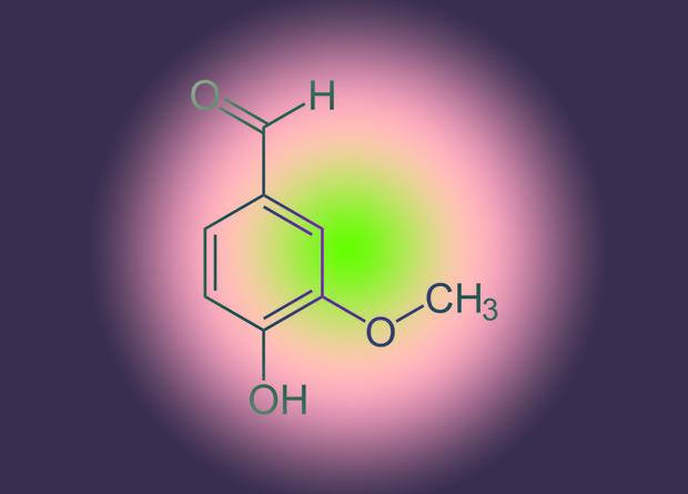 Химическая формула ванилина