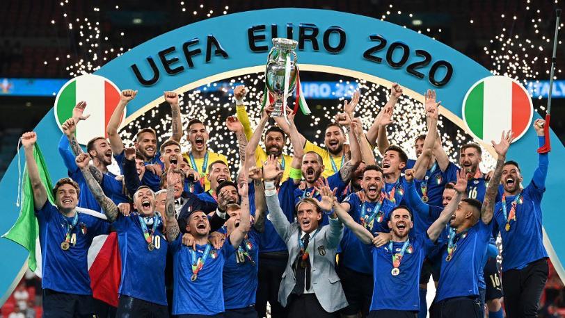 Италия стала чемпионом Европы