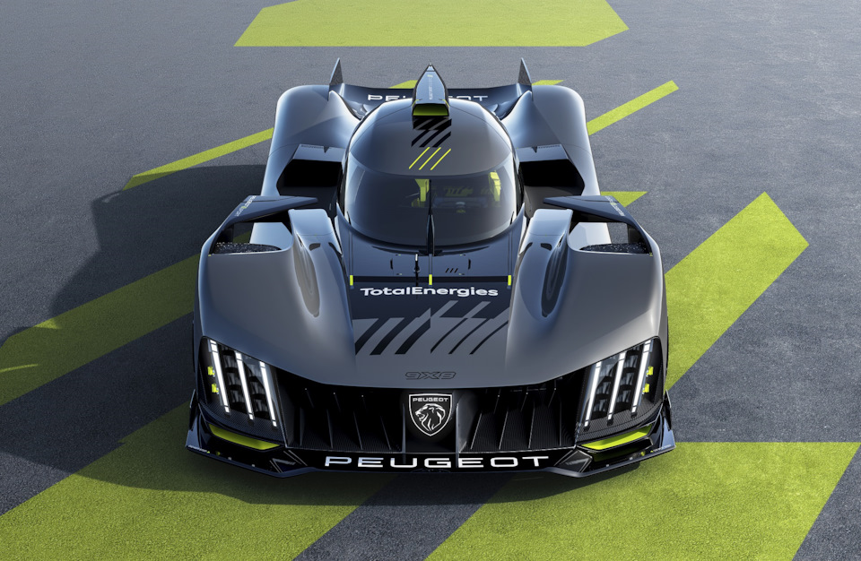 Peugeot 9Х8