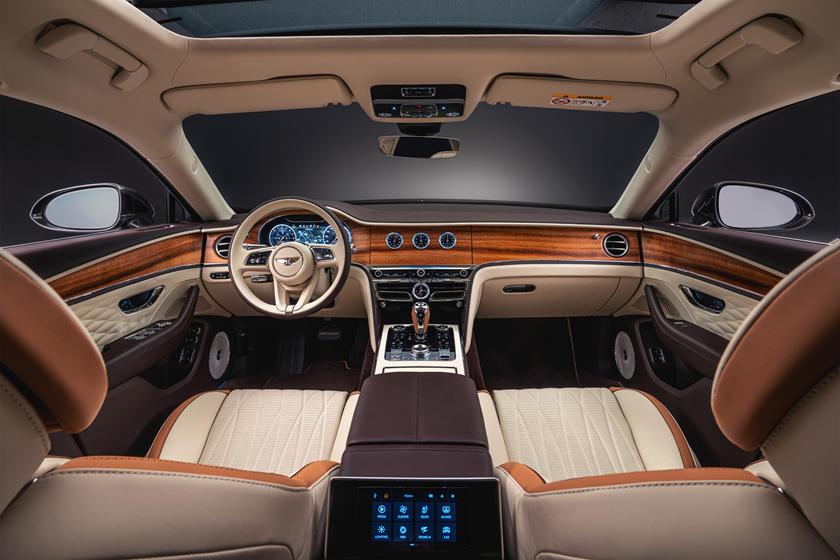 Bentley Flying Spur Hybrid Odyssean Edition характеристики