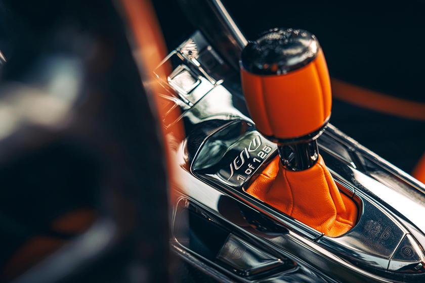 фото Koenigsegg Jesko Attack