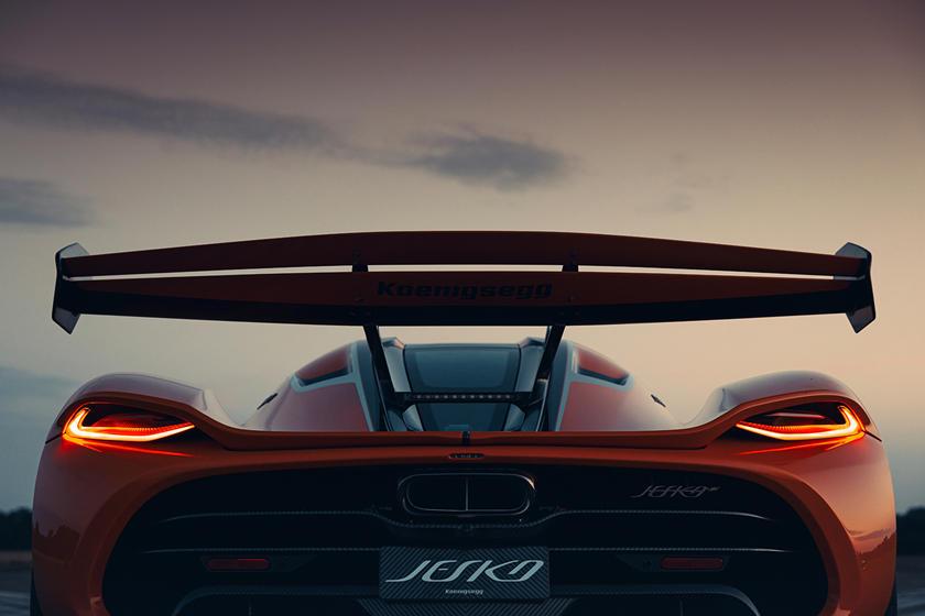 характеристики Koenigsegg Jesko Attack