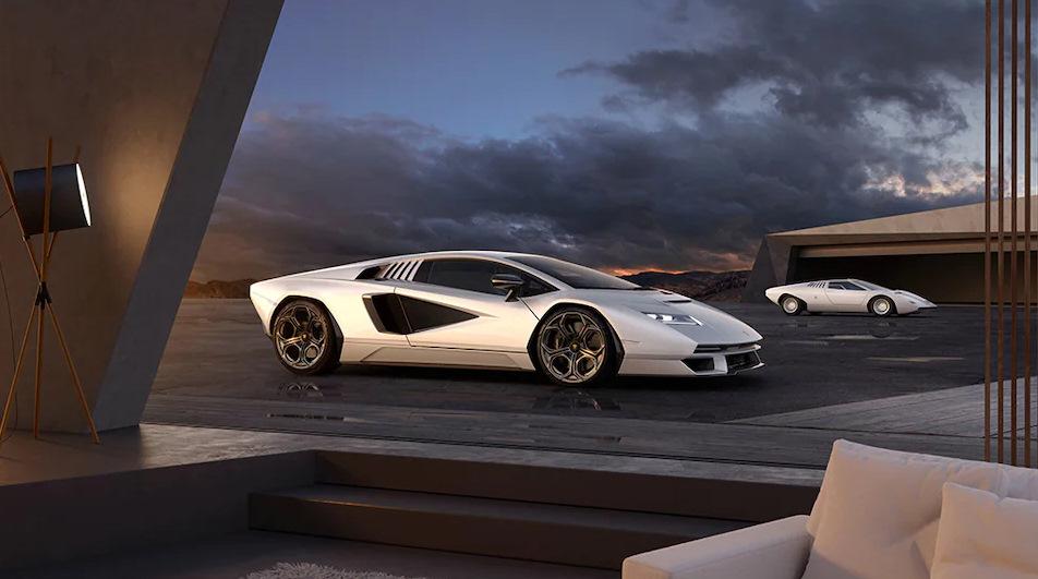 цена Lamborghini Countach и характеристики