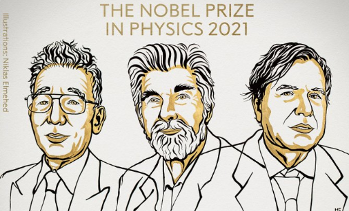 Нобелевскую премию по физике