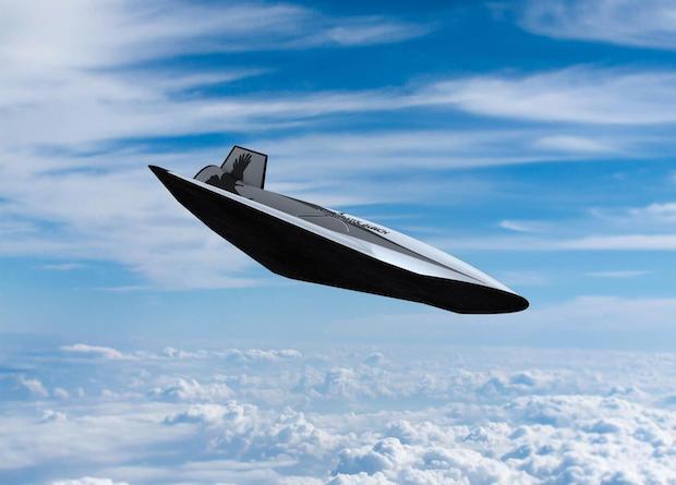 Stratolaunch защитила проект гиперзвукового планера