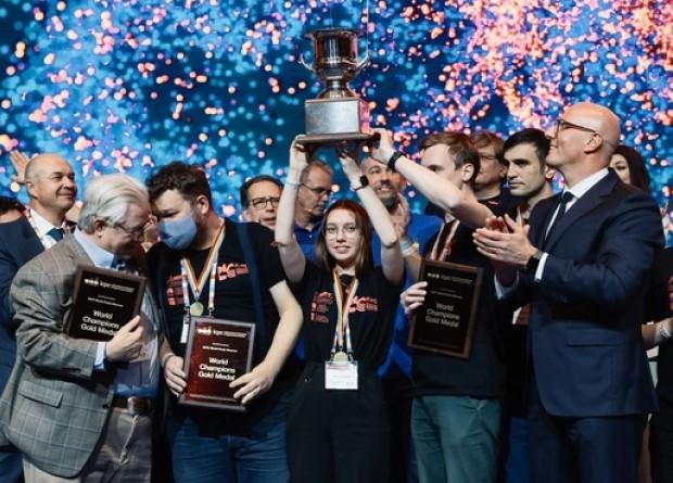 Международной олимпиаде по программированию ICPC